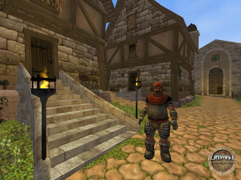 Ultima 1: A Legend Is Reborn (ERA: The Arken Throne)